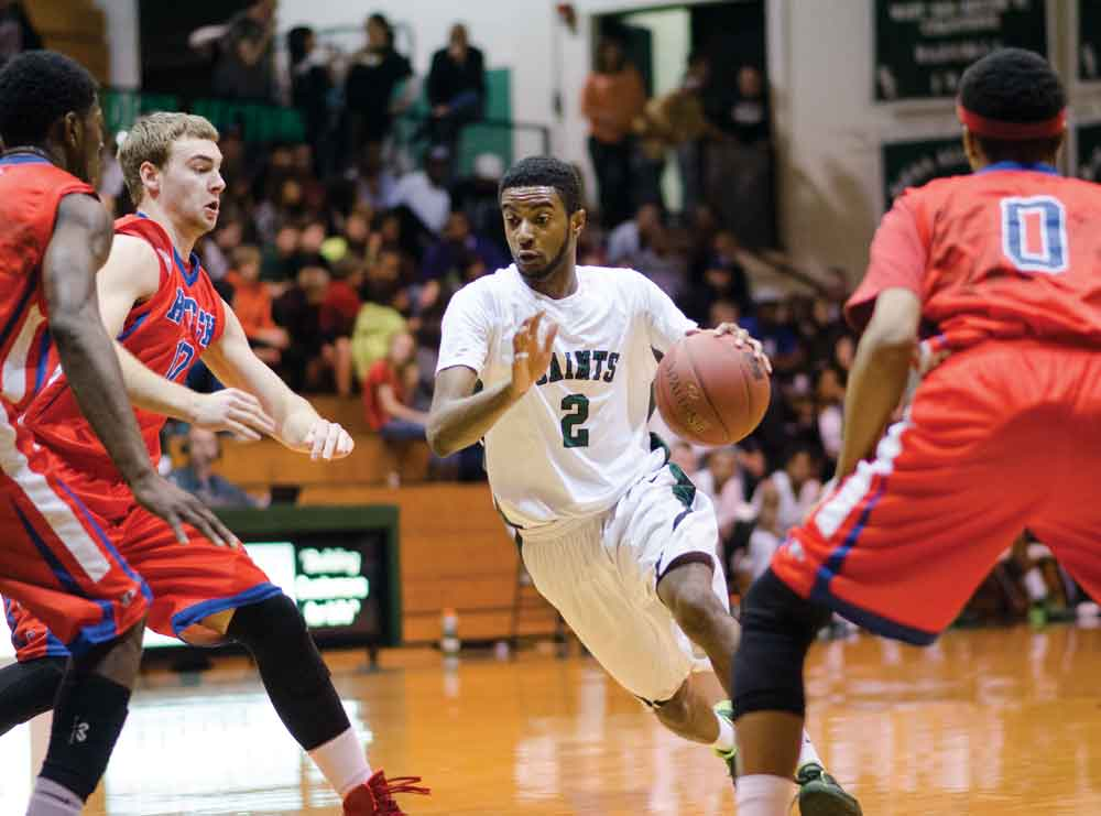 All-American: Stevenson keeps streak alive, 4th straight year Saints have an NJCAA All-American