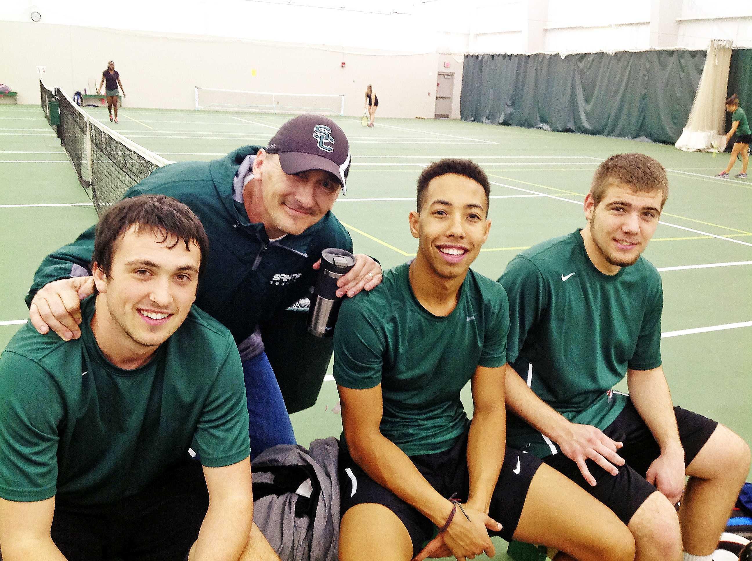 Workman expects top notch tennis season