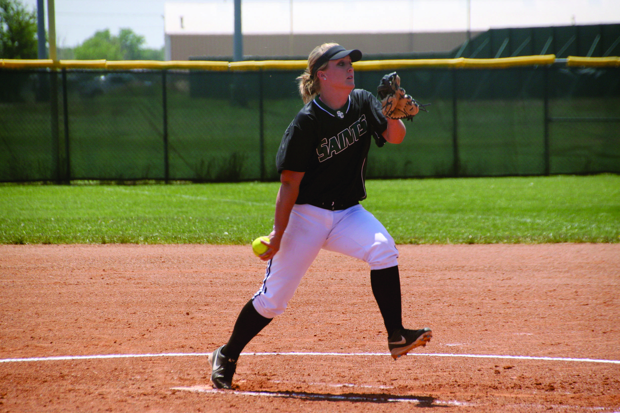 Alexa O'Brien – First in Seward history to throw a perfect game