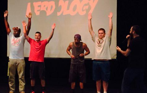 Nerd alert: Nerdology game show challenges students