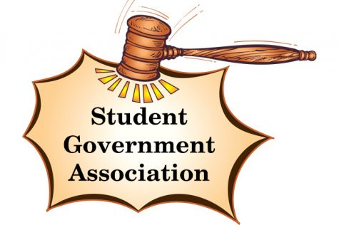 SGA sets dates for events