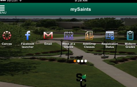 How to setup and use the SCCC Saints Mobile app