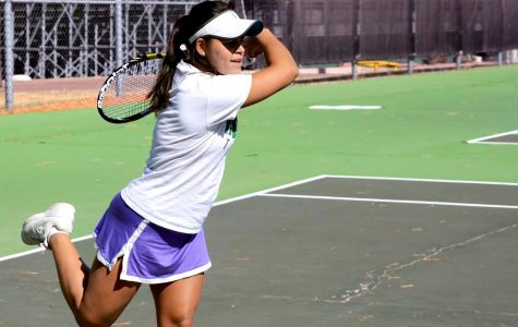 Saints tennis team goes to nationals