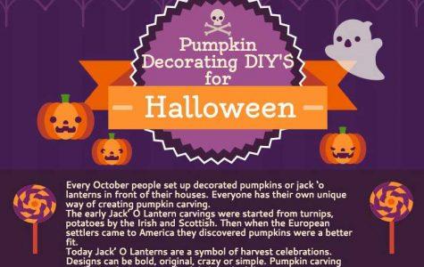 Pumpkin DIY's for Halloween
