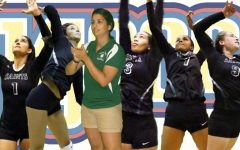 Five Lady Saints Named All-Conference