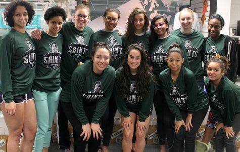 Lady saints prepare for NJCAA nationals