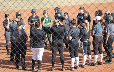Photo Essay: Lady Saints softball begin season