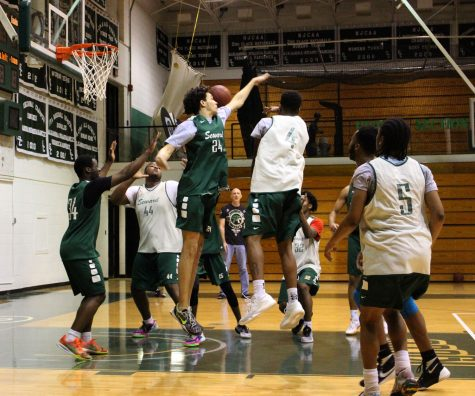 Saints lose to Independence