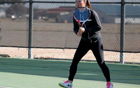 Lady Saints tennis fall short to #10 St. Pete