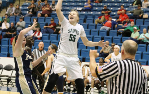 Lady Saints head to second round