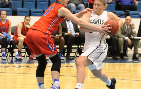 Lady Saints fall to Hutchinson in Regional Final
