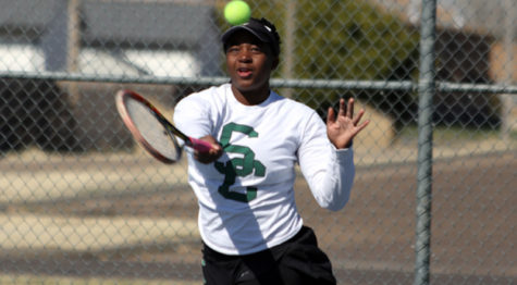 Lady Saints take care of the Cougars and Tritons