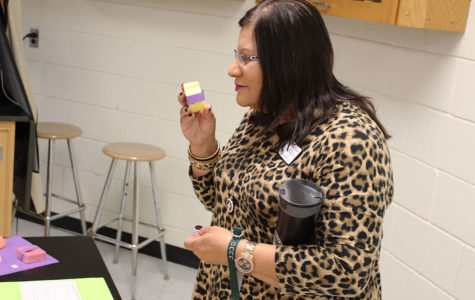 Photo Essay: Chemistry Soap Project