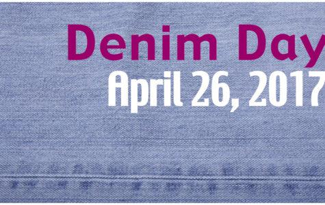 Denim Day debuts in April