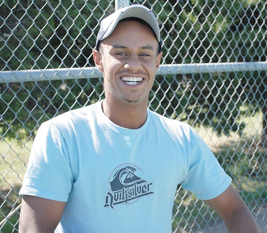 Tennis captain finds passion in economics