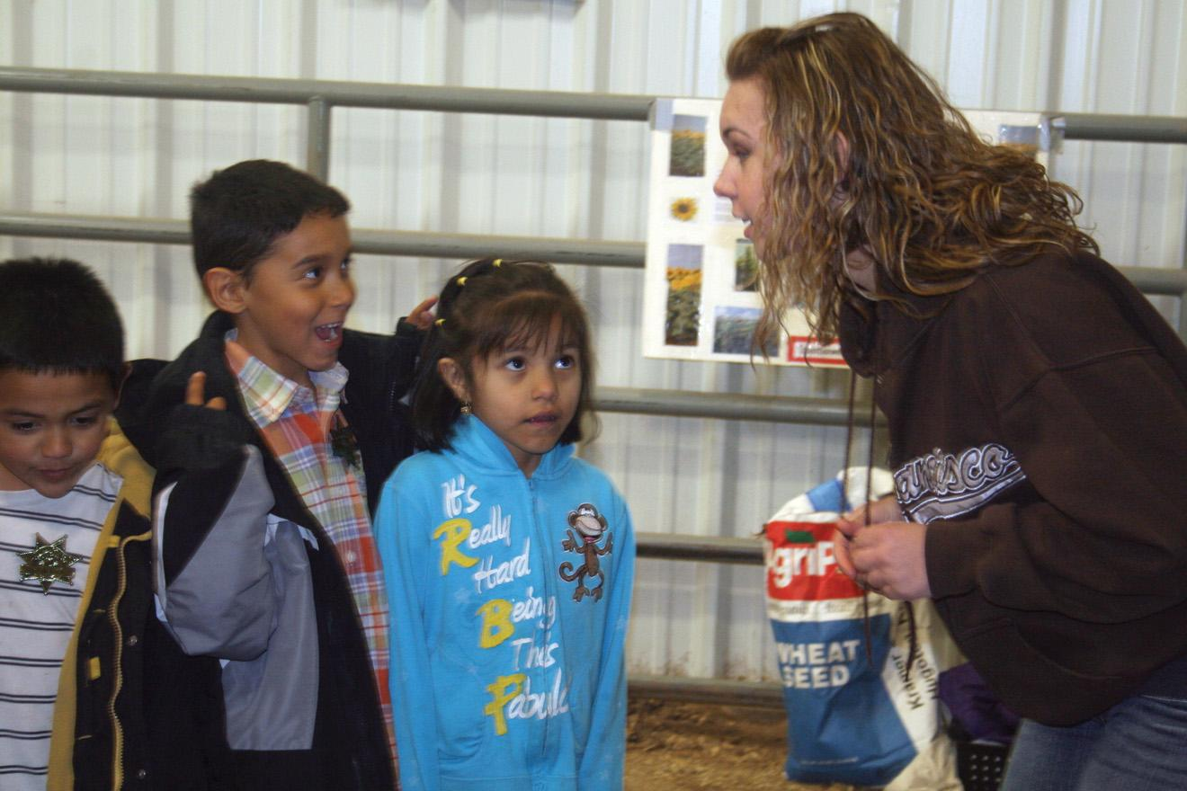 College hosts Farm Education Day