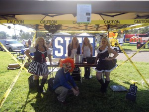 SIFE takes prizes in chili cook-off