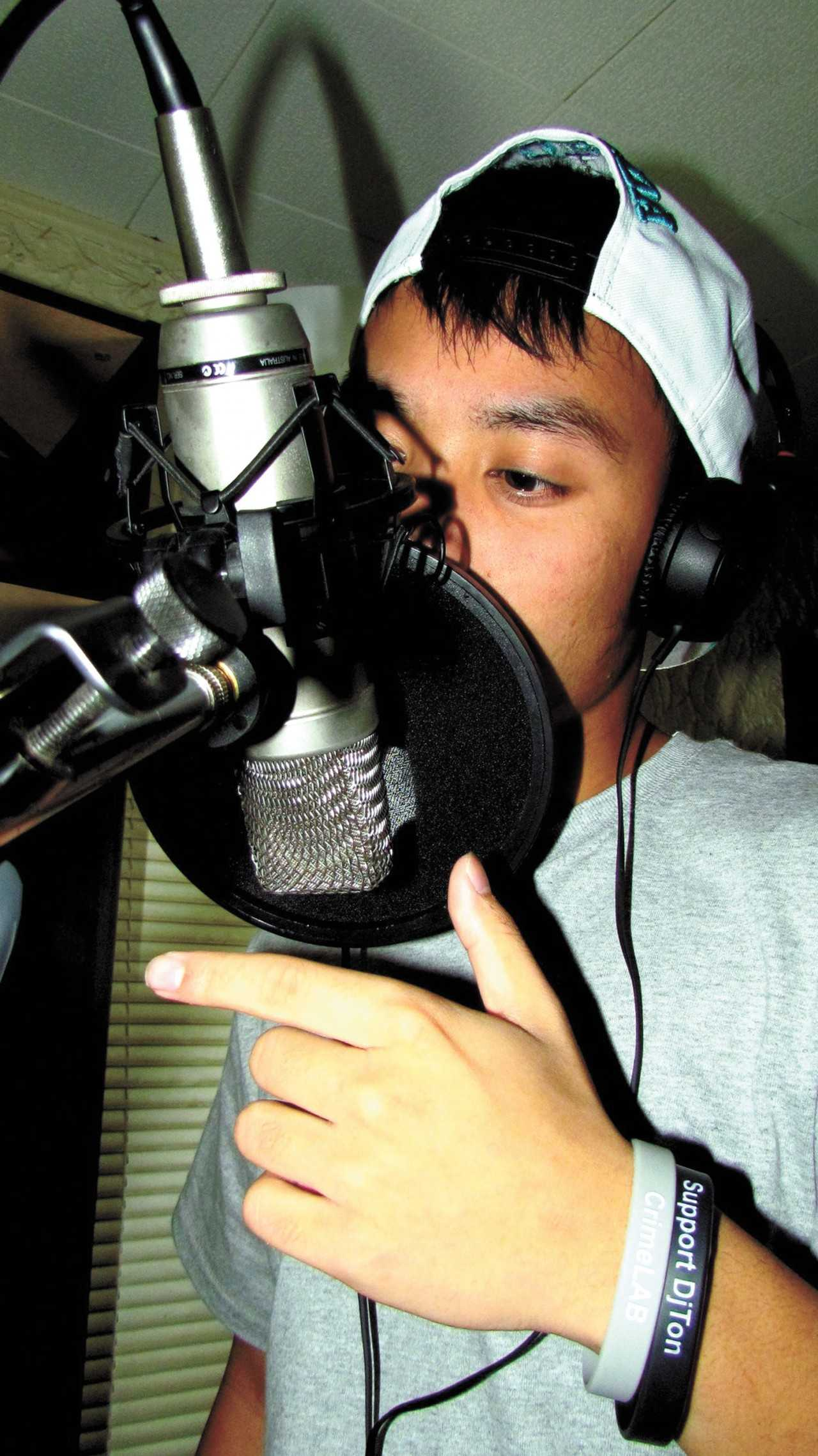 Nguyen designs life around his music artistic talents