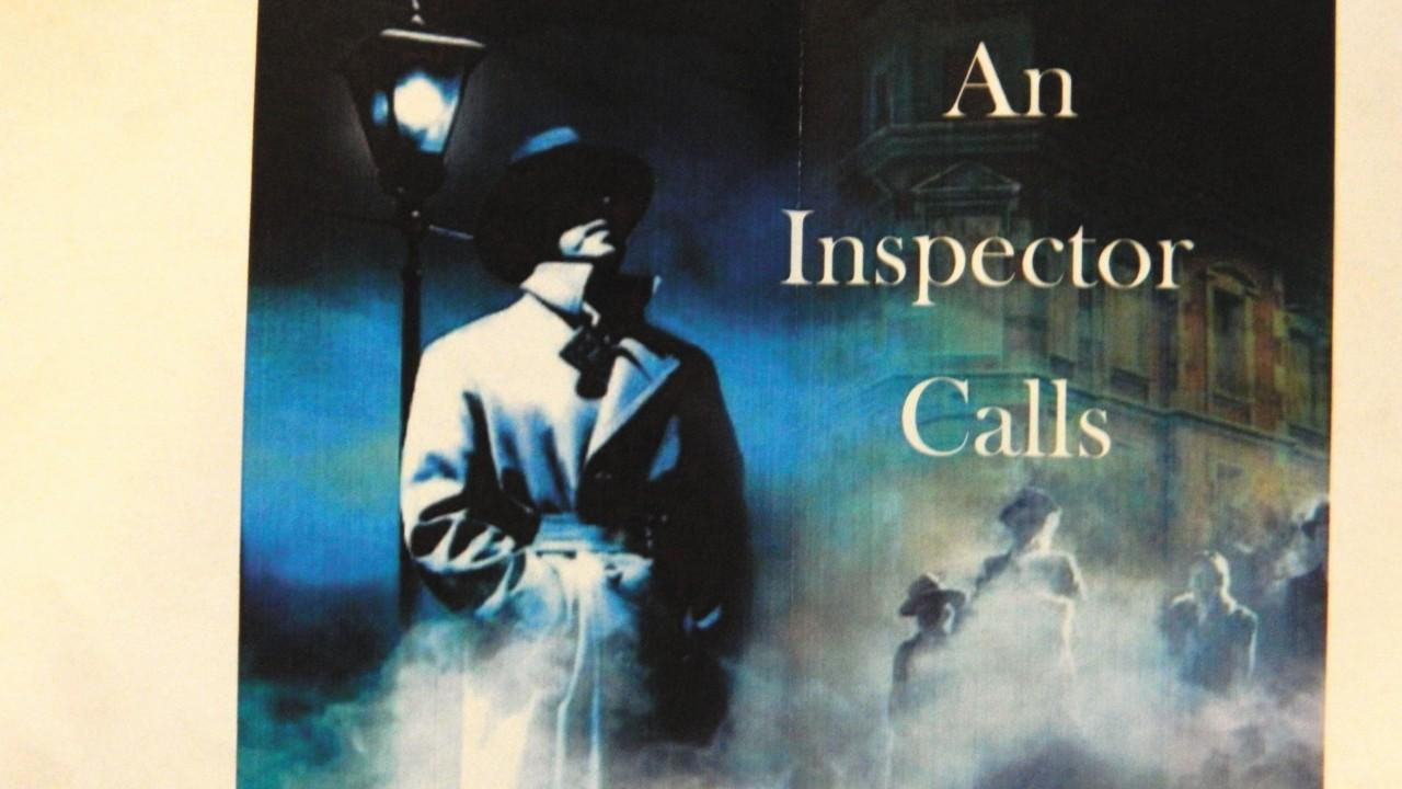 'An Inspector Calls' to be performed