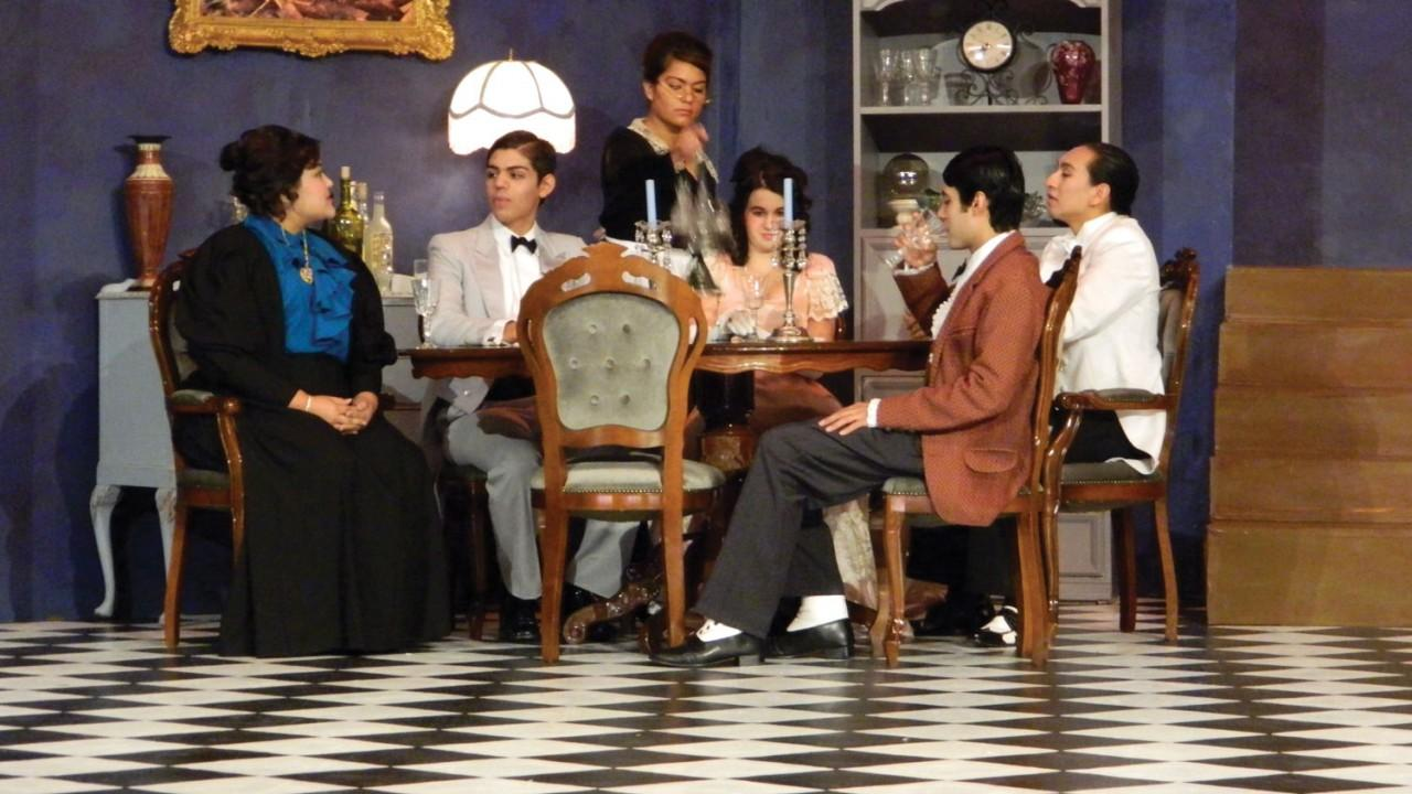 'An Inspector Calls'  illuminates campus talent, awes audience