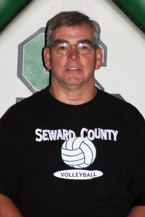 Head volleyball coach continues to lead Lady Saints to winning seasons