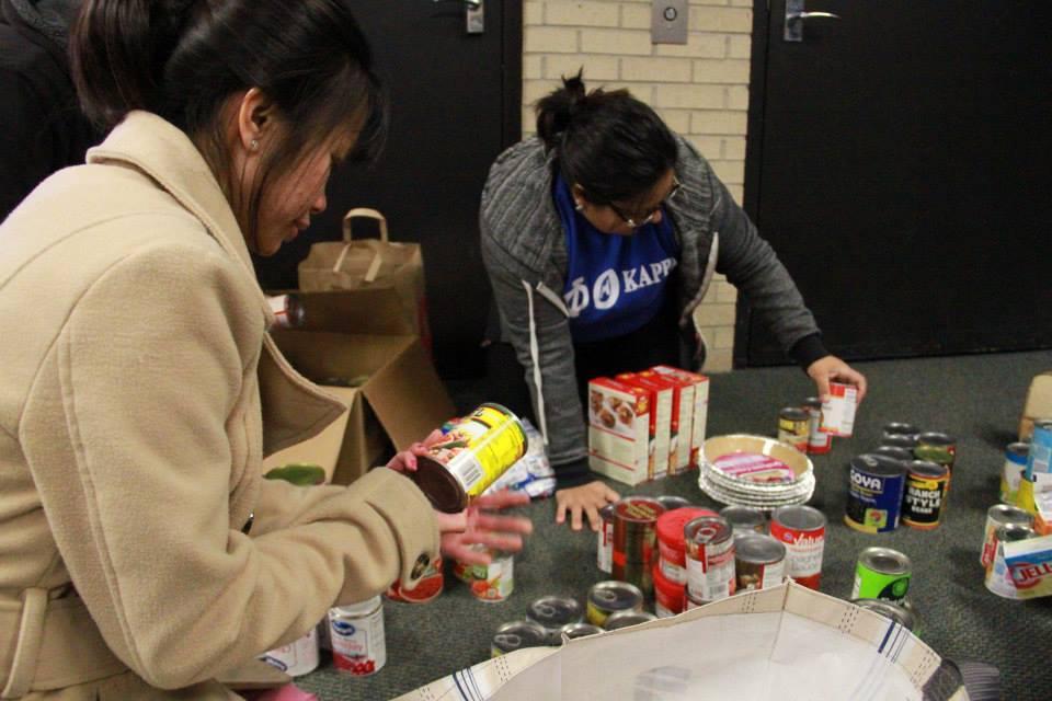 Phi Theta Kappa plans food drive