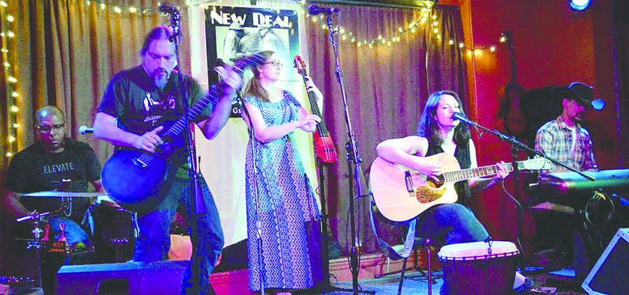 SCCC to host acoustic band
