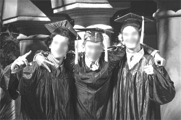 Graduation is important