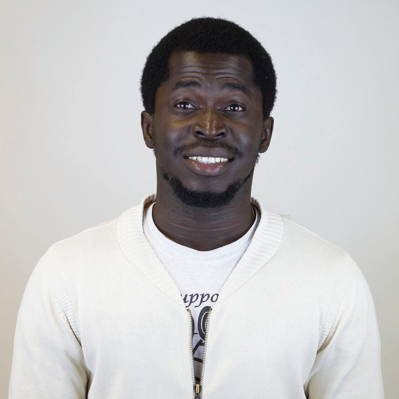 A young man known as Olanrewaju Hassan, also called Blaq by some is from Lagos state in the western part of Africa Nigeria precisely. He's in the United States on a F-1 visa (student visa). A driven and motivated young man. He attends Seward County Community College/ Area Technical School. Enrolled during the fall semester of 2013 to study Business Administration, and later changed his major to study Corrosion Technology. He's been in the U.S. for less than two years.  He came into the country through O'Hare airport Chicago, and spent three weeks with some family friends in Chicago before moving to Liberal, Seward County, Kansas. Olanrewaju is passionate about life, he loves watching and playing soccer, like traveling and going to new places. Olanrewaju also love smiling, and making people feel good about themselves. He's respectful of people and does not like imposing his opinion on others. In spite of the fact that many sees him as a shy individual, he prefer to see himself as being reserve and avoiding drama. The fear of the unknown is one thing that keeps him motivated and grounded.