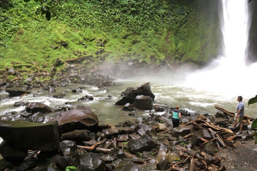 Costa Rica provides vacation, learning experience