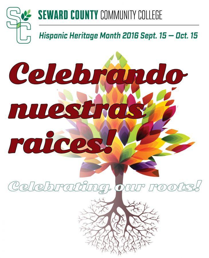 Hispanic Heritage Month Celebration 2016