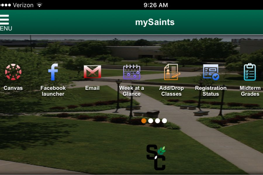 Mobile app helps students gain information faster