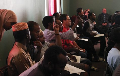 Community rallies for support of Somali residents