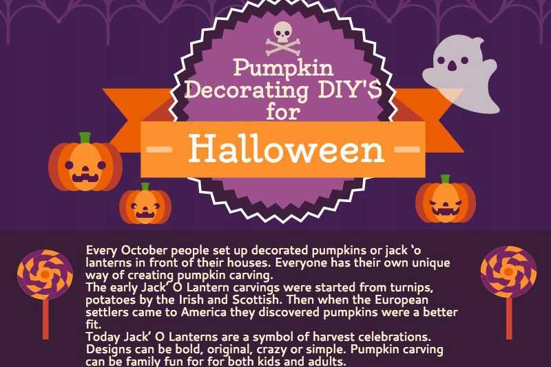 Pumpkin DIYs for Halloween