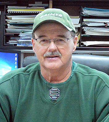 After 30 years, Galen McSpadden is stepping down as athletic director at Seward County Community College.