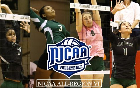 Mesa & Nascimento lead four on All-Region team