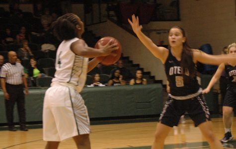 Lady Saints basketball off to good start