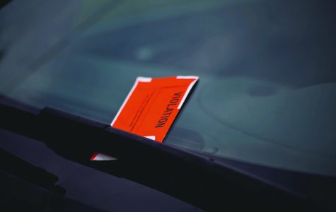 Parking permits cause dilemma on SCCC campus