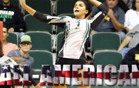 Maritza Mesa named NJCAA All-American