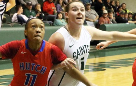 Lady Saints lose first game