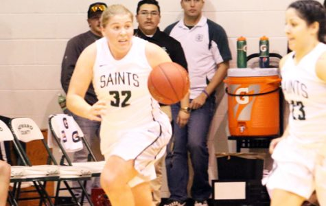 Lady Saints are back on track