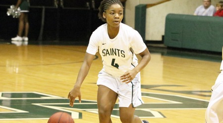 Lady Saints go strong