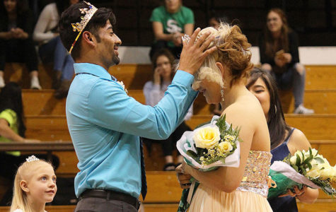 King and Queen are crowned