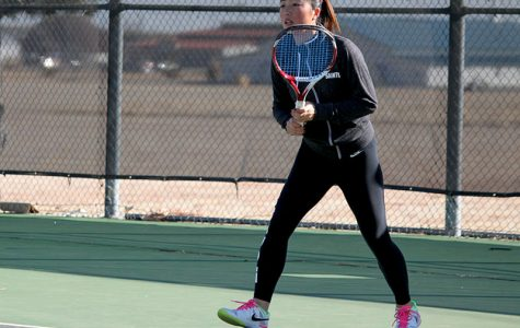 Lady Saints tennis fall short to #10 St. Pete