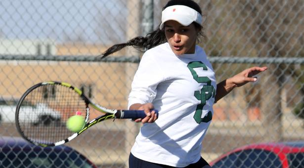 Lady Saints take care of the Cougars and Tritons – The ...