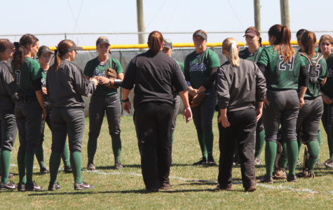 Lady Saints cruise by Dodge City