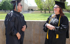 Graduates plan their future after Seward