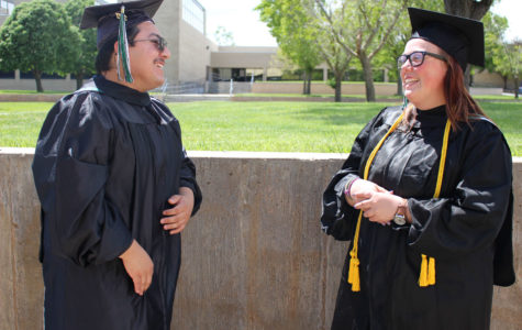 Graduates plan their future after Seward