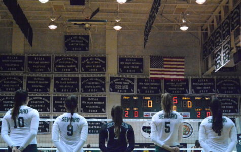 Lady Saints Ready to Kick-Off 2017 Volleyball Season