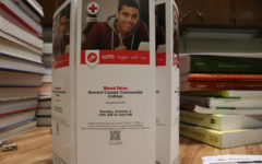 SCCC hosts blood-drive